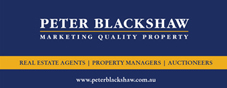 Peter Blackshaw Real Estate logo